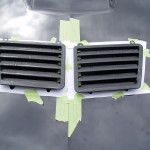 1987 buick hood vent layout