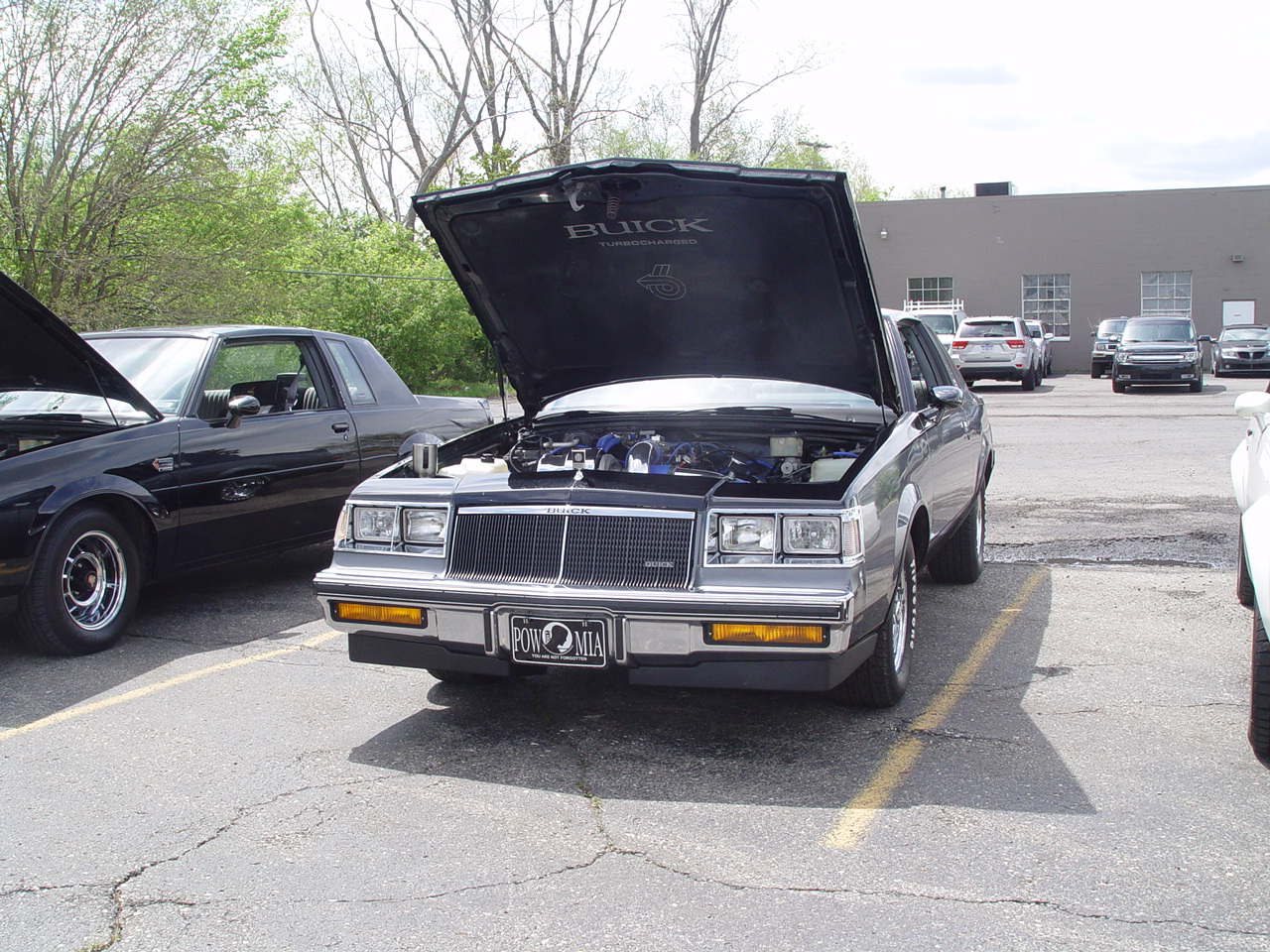 1986 buick regal t type wh1