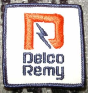 Delco Remy Patch