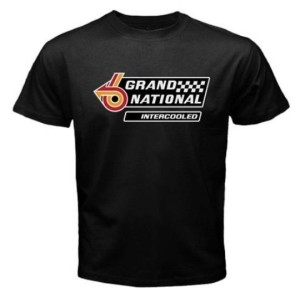 buick grand national intercooled t-shirt
