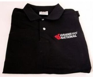 buick grand national vintage polo shirt