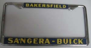 sangera buick dealership frame