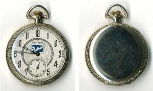 1930s buick pocket watch
