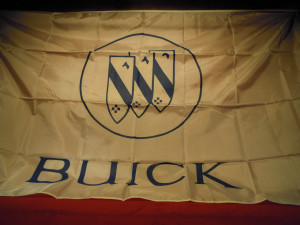 3x5 buick dealership flag