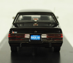 Auto World 1 43 1985 Buick Grand National Black