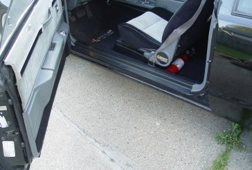 Replacing Door Sills on a Buick Grand National