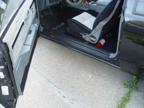 buick grand national door sill