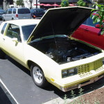 yellow cutlass