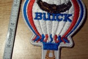 Buick Embroidered Patches & Other Apparel