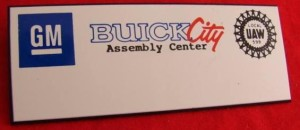 buick city badge