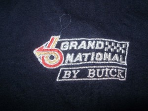 buick embroidery