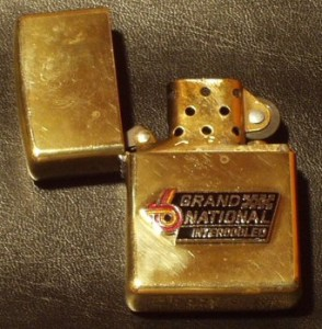 buick gn lighter