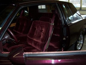 buick limited interior