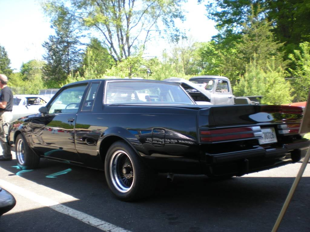 Grand National Car >> Buick Grocery Getters!