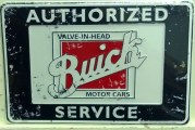 Custom Buick Garage Signs