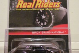 Hot Wheels Real Riders Buick Grand National