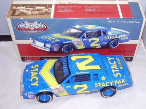 1 24 ACTION 2012 1982 #2 JD STACY PAK BUICK REGAL TIM RICHMOND NASCAR CLASSICS 1