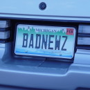 Buick Personal Plates