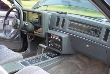 A Peek Inside Buick Turbo Regals