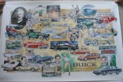 Assorted Turbo Buick Posters