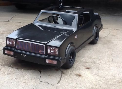 buick grand national go kart 3