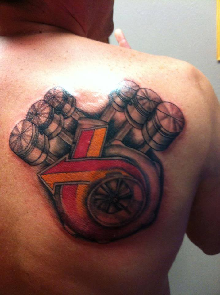 Buick Style Tattoos