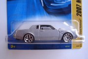 Hot Wheels Buick Grand National Error Cars