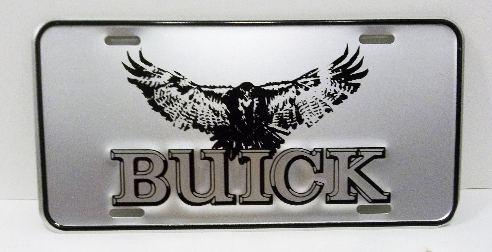 Front License Plates Buick Style