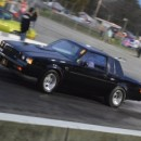 More Burnouts From the Buick GS Nats!