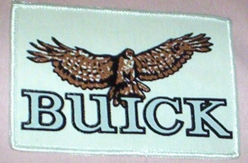buick cloth patch