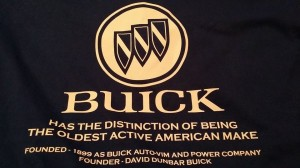 buick oldest make shirt