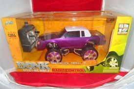Donk Box & Bubble Radio Control Buick Regal