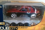 "Jada Dub City DubShop ""Tabasco"" Car"