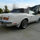 1984 V6 Turbocharged Buick Riviera T-Type