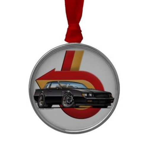 turbo buick ornament