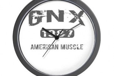 Custom Buick Logo Clocks