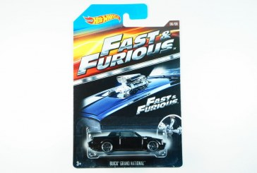 Fast & Furious Hot Wheels Buick GN!