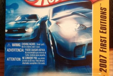 Buick Regal Hot Wheels Error Variations