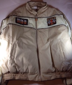 1983 Indianapolis 500 Buick Nylon Lined Jacket 1