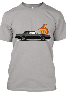 buick legend shirt