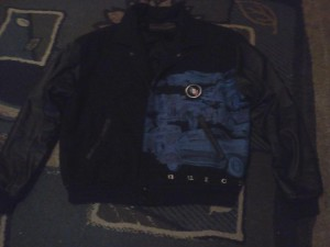 buick anniversary jacket front