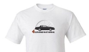 buick grand national speedometer shirt
