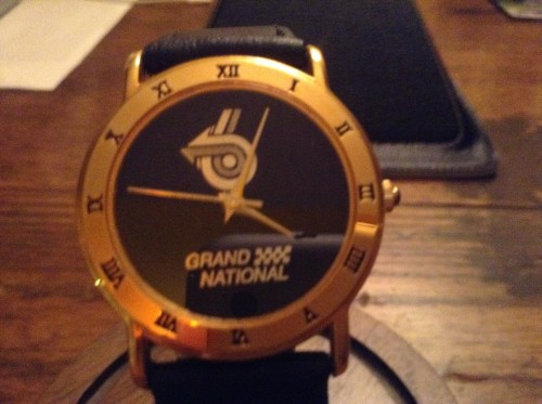 gold turbo 6 GN watch
