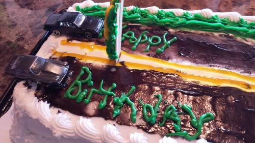 grand national race cake