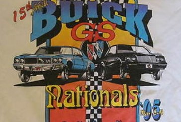 Buick Racing Event Shirts