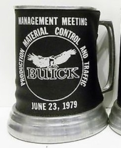 1979 buick wonder mug management meeting