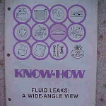 1984 Buick Know How Fluid Leaks Manual