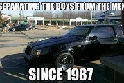 1987 Buick Grand National Memes