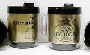 BUICK BEST IN CLASS OLYMPIC PLASTIC MUG