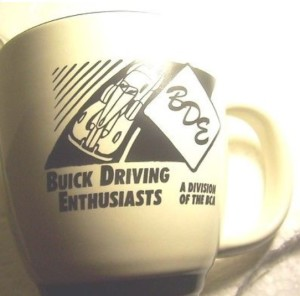 BUICK DRIVING ENTHUSIASTS CUP